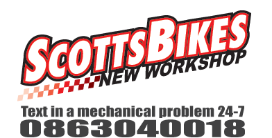 Scotts Bikes Logo